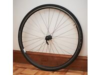 700c Maddux R3.0 front wheel with tyre £20