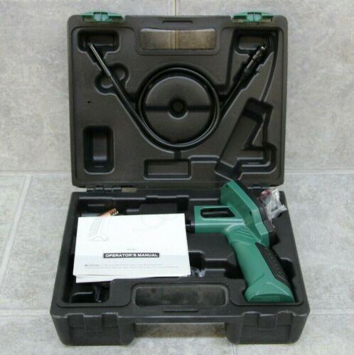 Master Force Model 244-5967 Digital Inspection Camera w/ Case