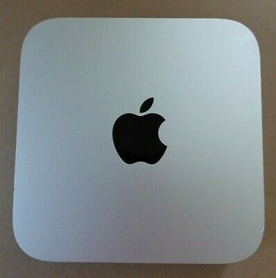 Late 2012 Apple Mac Mini Server i7 2.3GHz A1347 128GB SSD + 1TB disk 16GB RAM