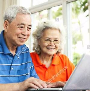 Basic Computer/Mobile Help for Seniors Canning Vale Canning Area Preview