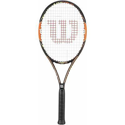 Wilson Nitro Pro 103 Carbon Tennis Racket RRP £150 L3