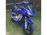 Yamaha Fazer 1000, FANTASTIC