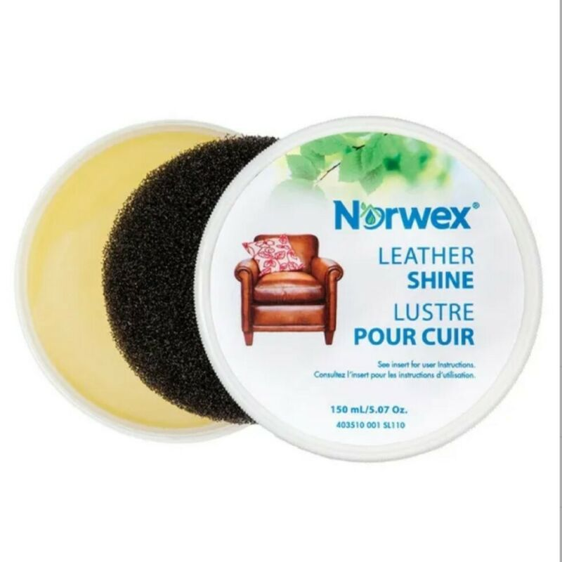 Norwex Leather Shine