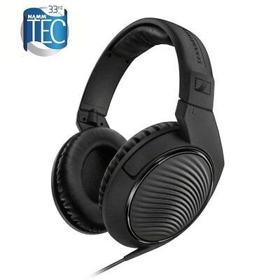 Sennheiser HD 200 Pro Studio Headphones (Closed Studio) Cans DJ Studio Live