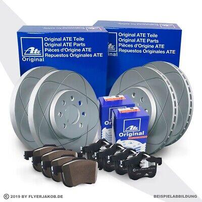 Original ATE 24.0111-0172.1 Bremsscheiben 2 Stück für FORD