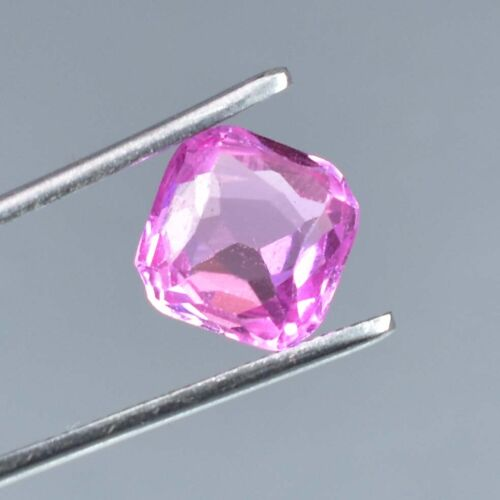 AAA+ 5.45 Ct Excellent Quality Natural Pink Morganite Loose gemstone Certified