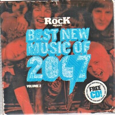 2 x Classic Rock Promos- Best New Music Of 2007 &The Bands You Need To Hear (Best Classic Rock Bands)