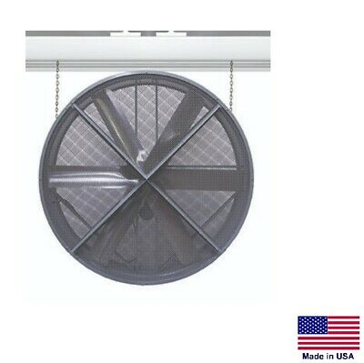 DRUM FAN Suspended Mount - Variable Speed - 84