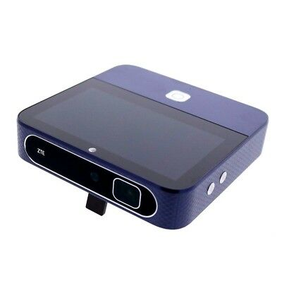 ZTE SPRO 2 AT&T Unlocked HD Smart DLP Projector MF97B 4G LTE WiFi 16GB Android