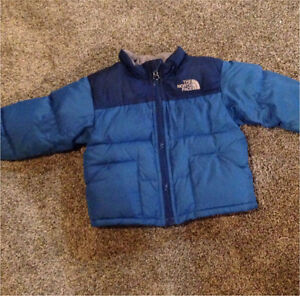 North Face Jacket size 12-18 months