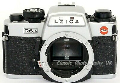 1993 LEICA R6.2 - allegedly the BEST Leica 35mm SLR Film Camera GREAT