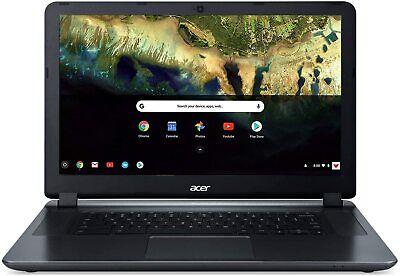 "Acer Chromebook 15 15.6"" Intel Atom x5 4GB LPDDR3 16GB Flash Memory"
