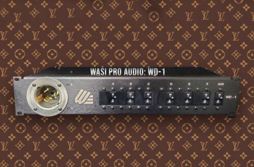 WASI PRO AUDIO WD-1 (Power Distro Solution) 3 Year Warranty