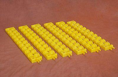 Quail Egg Racks 1686 (Set of 6) for HovaBator Automatic Egg Turners Hova-Bator (Quail Egg Racks)