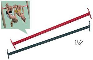 Barra-horizontal-para-ejercicios-alta-125-cm-o-90-area-de-juegos-diversos-Color