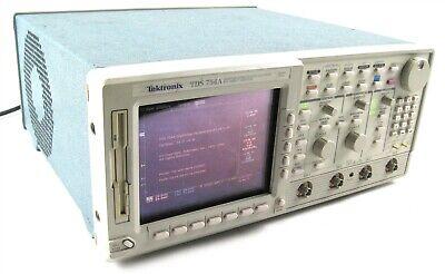 Tektronix Tds754a Digital Oscilloscope 4-channel 500mhzoptions 13 1f 1m 2f