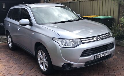 2013 Outlander ES AWD 5 seater Matraville Eastern Suburbs Preview