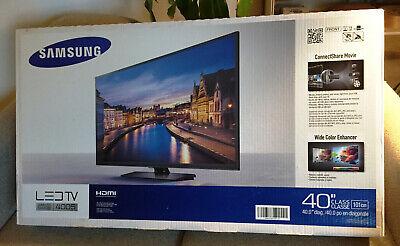 """NIB 40"""" Samsung LED TV"""