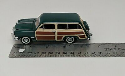 Franklin Mint - 1950 Ford Woody Station Wagon - 1:43 Scale -