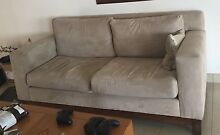 FREEDOM FURNITURE COUCH SOFA - moving overseas - pick up today! Bankstown Bankstown Area Preview