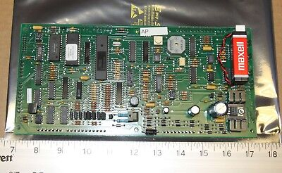 Ap Automatic Products 111 112 113 Model Snack Vending Machine Control Board