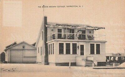 The Buster Brown Cottage Ship Bottom NJ