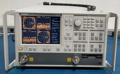Anritsu 37269D 40MHz-40GHz Vector Network Analyzer w/test-port Cables
