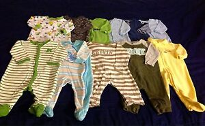3 to 6m/6months baby boy clothes