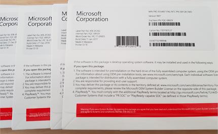 Genuine Windows 10 Pro 64BIT OS