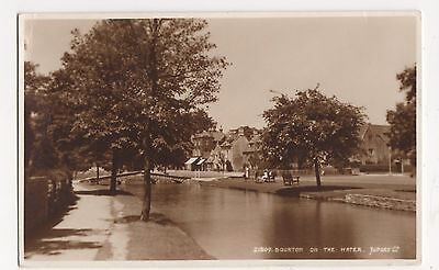 Bourton On The Water, Judges 21809 Gloucestershire Postcard, A898