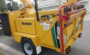 2013 Vermeer BC 1800 XL Wood Chipper One Owner 2,496hrs 170HP Noosaville Noosa Area Preview