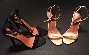 Spurr ladies strap heels Iluka Joondalup Area Preview