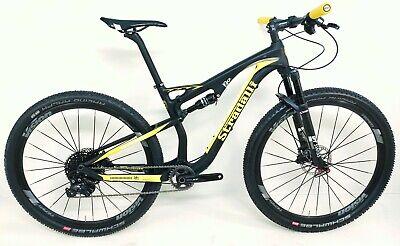Stradalli 29 Mountainbike Bike Carbon Dual Suspension Bicycle XC MTB XT 29er Med