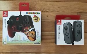 Brand New_Nintendo Switch Controllers
