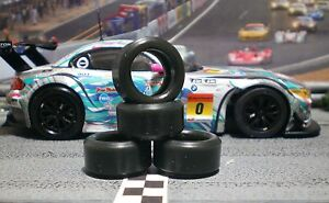 1-32-PAULGAGE-SLOT-CAR-TIRES-2pr-PGT-20105LM-fits-SCALEXTRIC-New-2016-Inline
