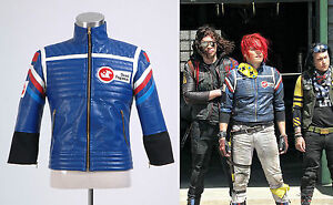 My Chemical Romance Party Poison Jacket Costume*Custom Made*