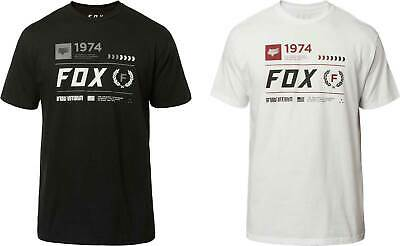 Fox Racing Stacked T-Shirt - Short Sleeve Graphic Tee Mens Motocross MX MTB