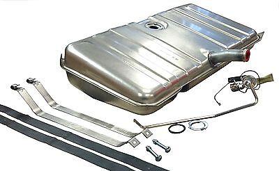 69 Camaro & Firebird gas/fuel tank kit W/ Stainless sending unit and Strap kit