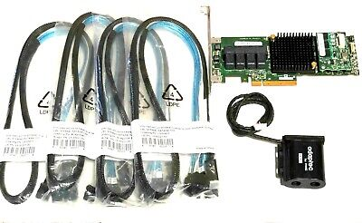 HP H220 6Gbps SAS PCI-E 3 0 HBA LSI 9207-8i P20 IT Mode for ZFS