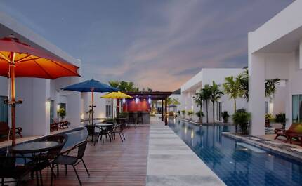 Flights and Accomodation - Phuket (2x Adults)