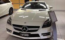2013 Mercedes-Benz SLK250 Auto Port Melbourne Port Phillip Preview