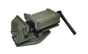 RDGTOOLS 125MM / 5'' SWIVEL BASE BENCH MILLING MACHINE VICE ENGINEERING TOOLS
