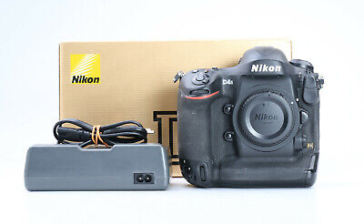 Nikon D4s Body + 387 Tsd. Auslösungen + Gut (226869) segunda mano  Embacar hacia Mexico
