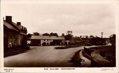 Wennington near Hornby. The Village # WTN 4 by Lilywhite.