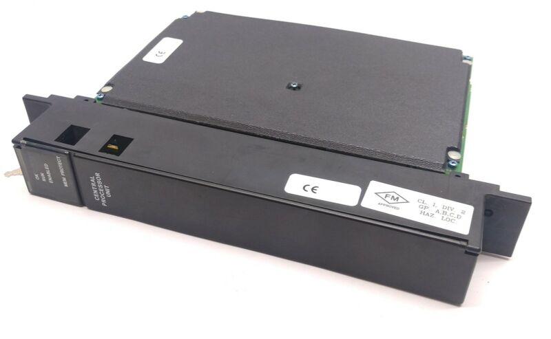 Fanuc IC697CPU781-JE Series 90-70 Central Processor Unit 16MHz, 32-bit, W/ Keys