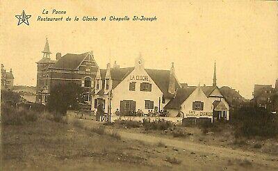 CPA - Belgique - De Panne - La Panne - Restaurant de la Cloche