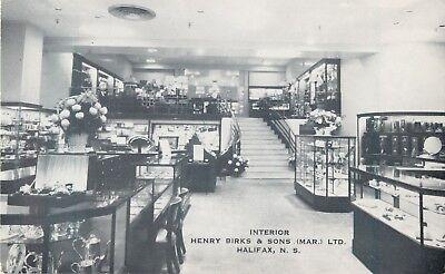 Interior View  Henry Birks   Sons Ltd  Halifax  Nova Scotia Ns Canada