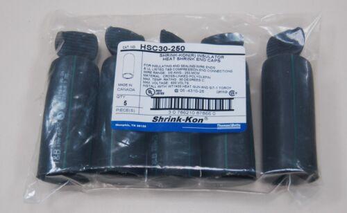 Shrink-Kon(R) Insulator Heat Shrink End Cap - 10014496S
