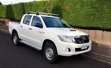 2012 Toyota Hilux GREAT CONDITION + Extras! PRICE DROP!! Sandy Bay Hobart City Preview