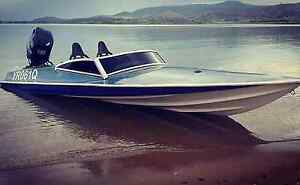 Ski boat 150hp Manly Brisbane South East Preview